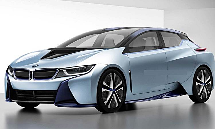 2018 Bmw I5 Concept Auto Bmw Review