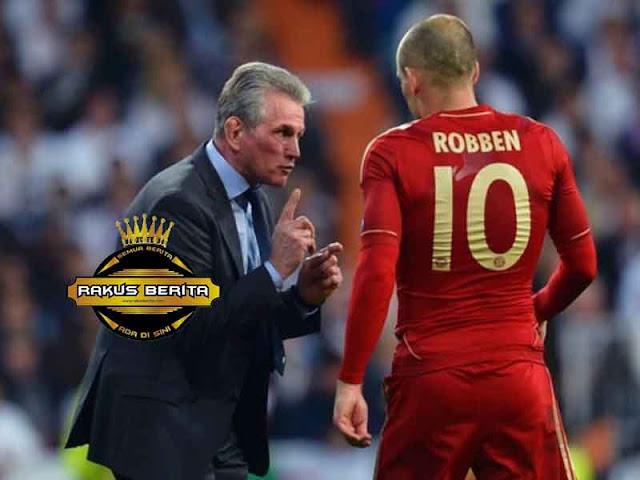 Robben Akan Senang Jika Heynckes Dipermanenkan Munchen