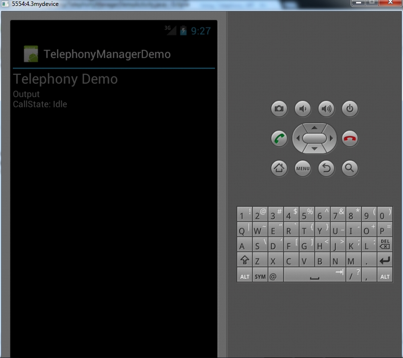 Android tutorial android telephonymanager by 10 microsoft.