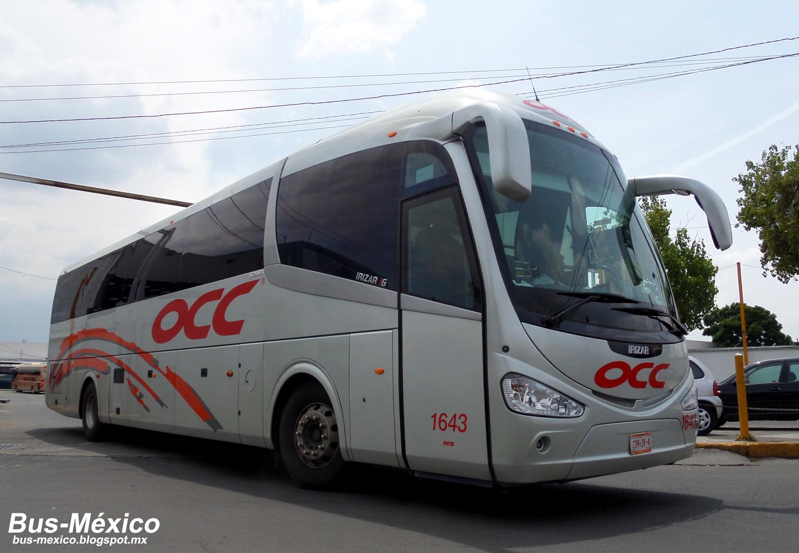 Bus m xico mnibus crist bal col n occ - Autobuses larga distancia ...