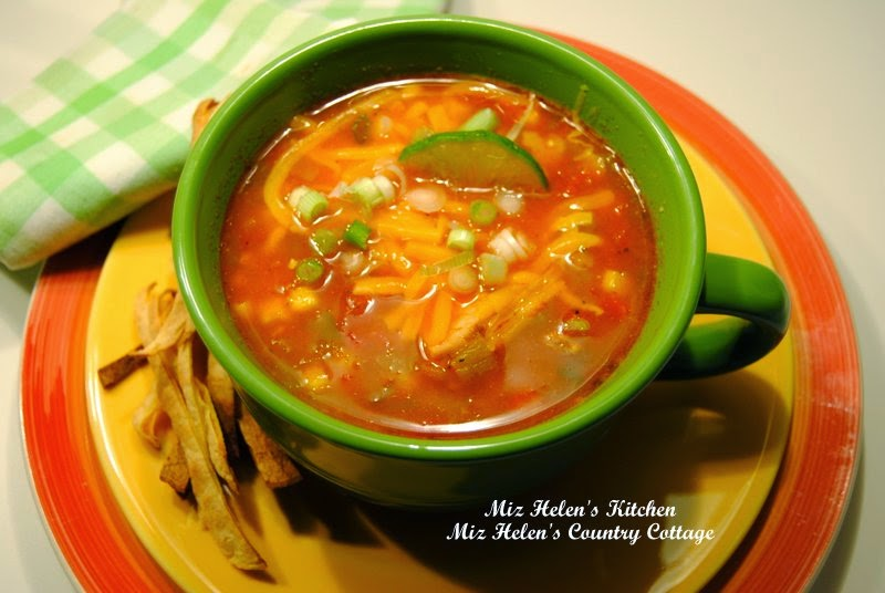 Chicken Taco Stew at Miz Helen's Country Cottage