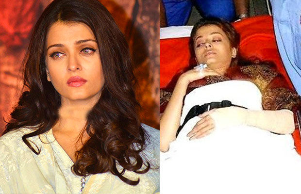 Aishwarya Rai Bachchan Trying To Commit Suicide