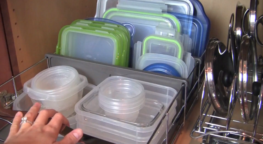 ... Organize Food Storage Containers. SaveEnlarge & Organizing Food Storage Containers - Listitdallas