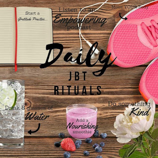 Juicy Body Transformation Daily Rituals