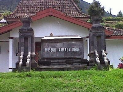 Museum Kaliasa Dieng Plateu