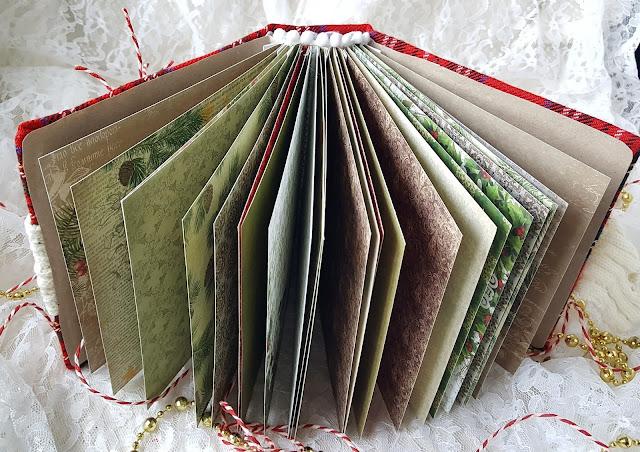 зимний мини-альбом, декабрьский дневник