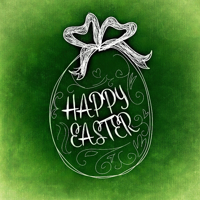 Beautiful Happy Easter Day Card