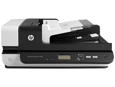 HP Scanjet N7710 Scanner Basic Feature 64 BIT Driver