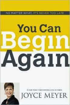 You Can Begin Again  cover