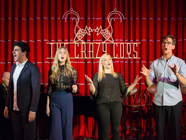 I Wish My Life Were Like a Musical, Live at  Zedel | Review