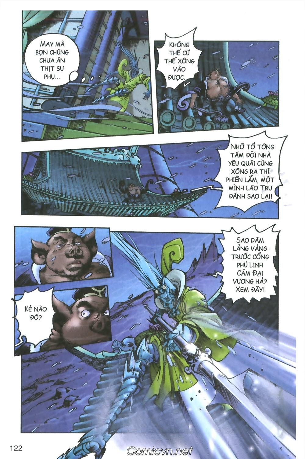 Tây Du Ký màu - Chapter 94 - Pic 19