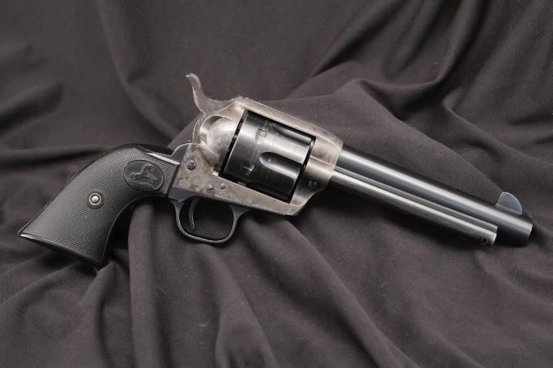 Le Colt 1873 Single Action