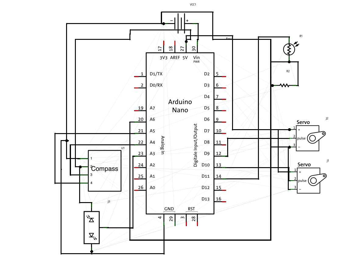 STRUCTURE OF ARDUINO