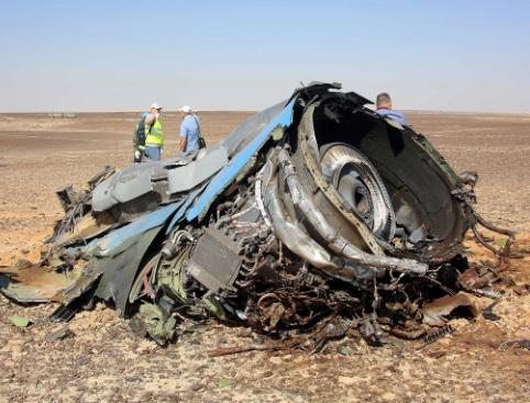 Ataque terrorista dentro de avião