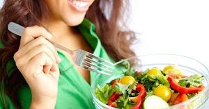 Ini Dia Rahasia Panjang Umur Dengan Menerapkan 6 Jenis Pola Makan Sehat