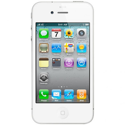 Spesifikasi dan Harga Apple iPhone 4S - 32 GB - Putih
