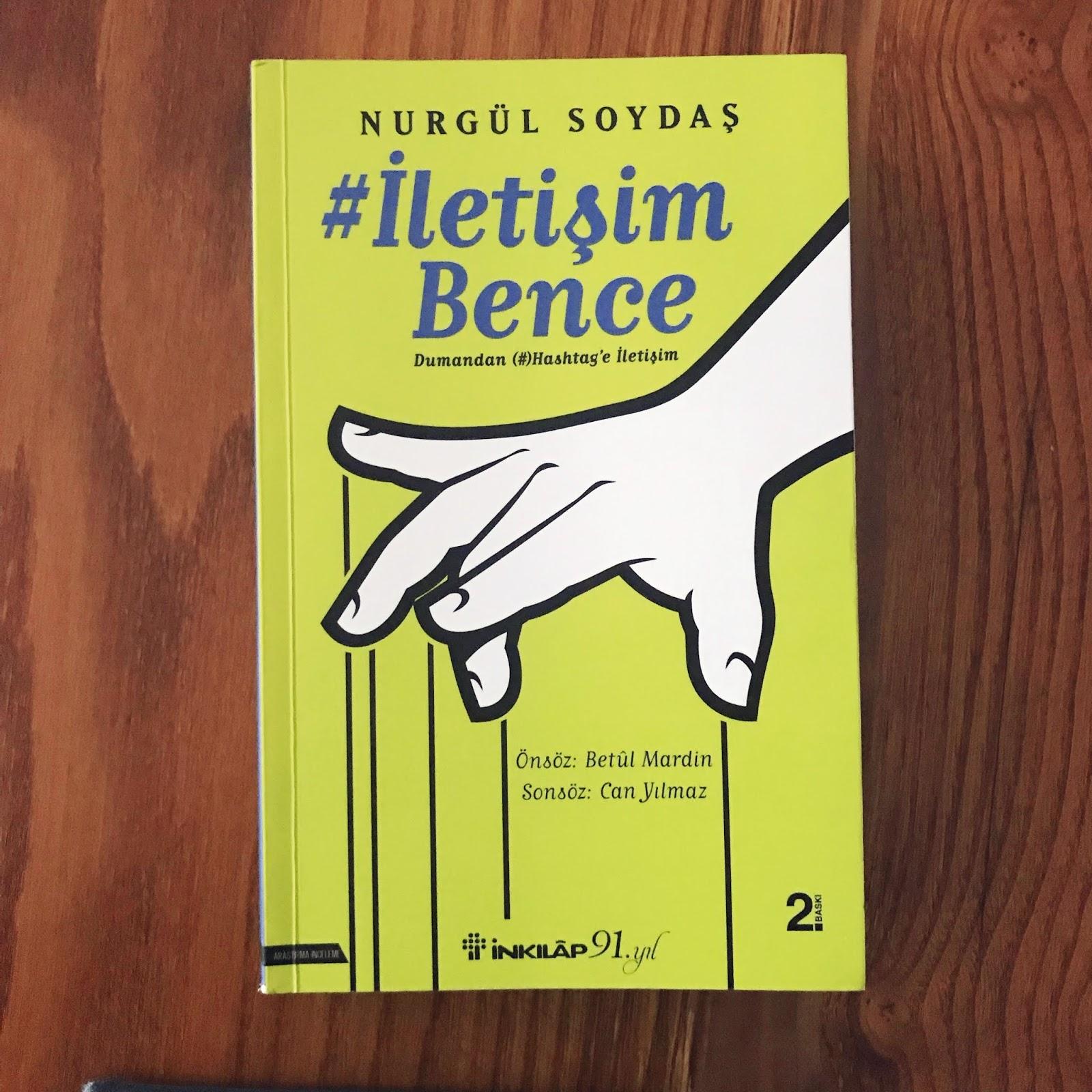 # Iletisim Bence - Dumandan (#)Hashtag'e Iletisim (Kitap)