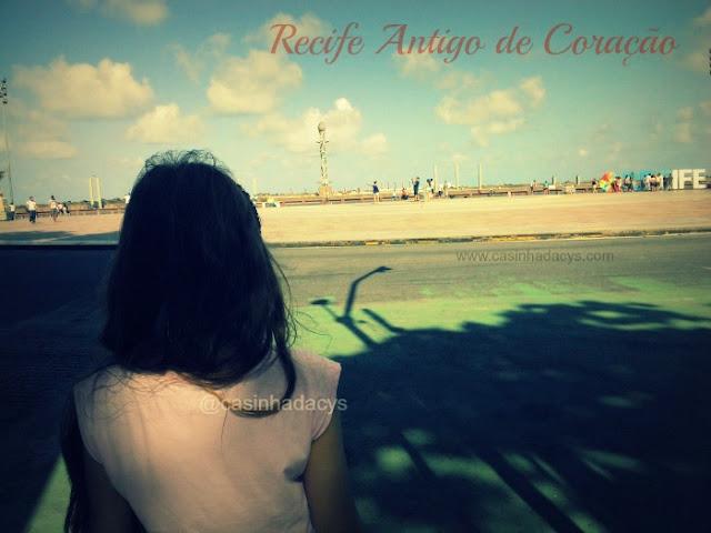 Recife Antigo de Coração é neste domingo (25) e garante atividade para toda a família