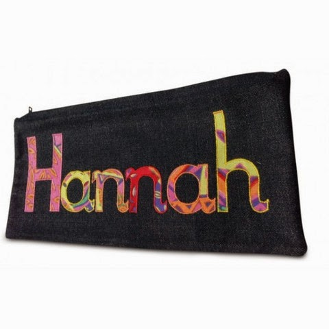 Personalised Pencil Cases for Kids