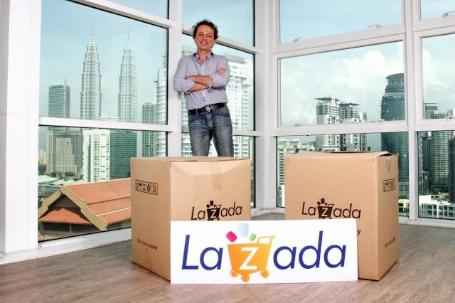 Igor Pezzilli, CEO of Lazada Malaysia