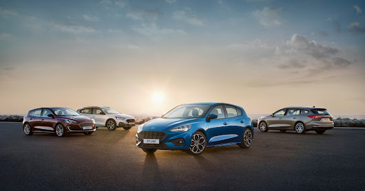 All-new Ford Focus - The cleverest family car ever?
