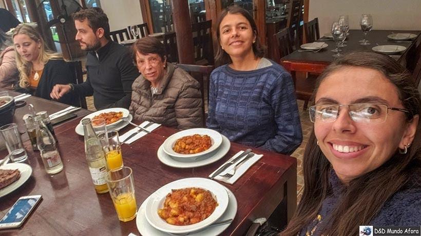 Almocinho no Chile - Diário de Bordo Chile: 8 dias em Santiago e arredores