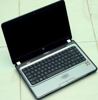 Jual HP G4-1311AU laptop gaming bekas