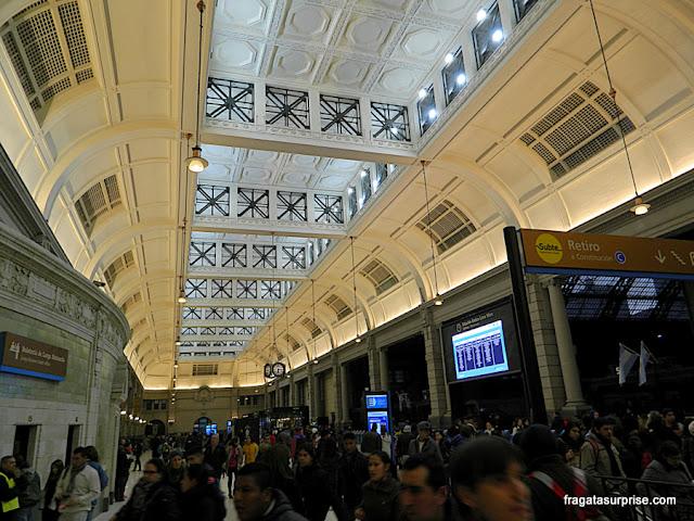 Buenos Aires, Estação Retiro