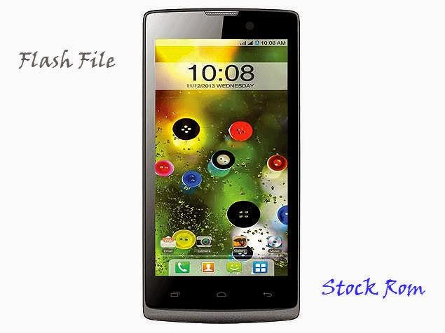 Intex N8 Flash File