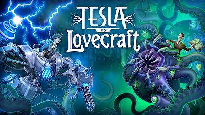 لعبة القتال والمغامرات الرائعة Tesla vs Lovecraft مدفوعة للاندرويد