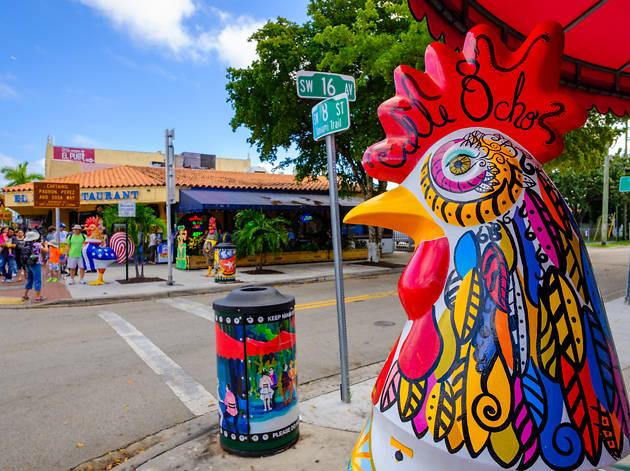 Little Havana em Miami: o bairro mais cultural de Cuba