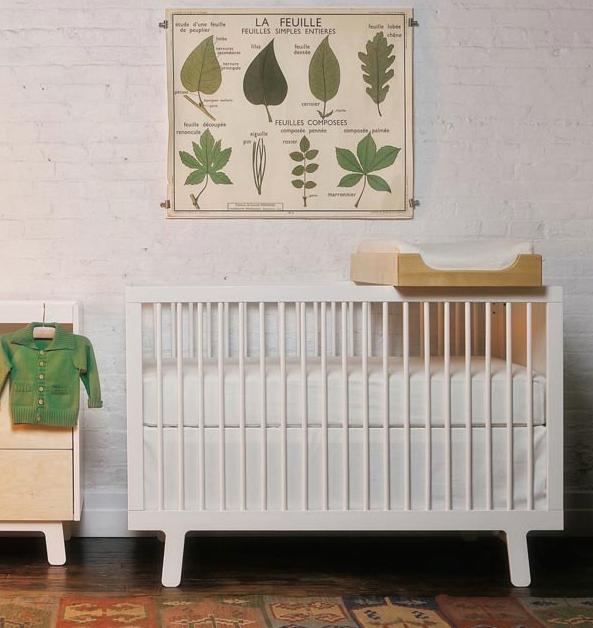 Rhan Vintage Mid Century Modern Blog Modern Baby Cribs