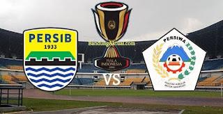 Resmi, Jadwal Persib Bandung vs Persiwa Senin 11 Februari 2019 di SJH
