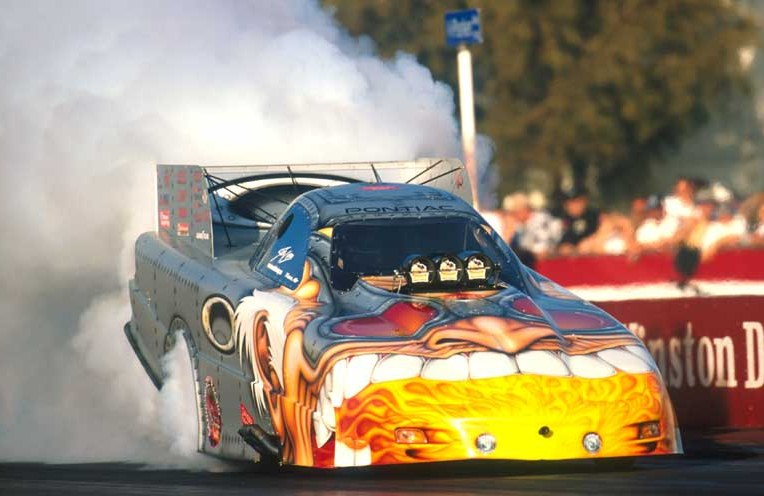 just a car guy scotty cannon s race cars had the coolest paint jobs
