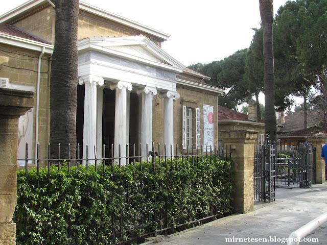 Никосия, археологический музей