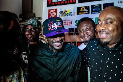 2baba - African Muzik Magazine launch