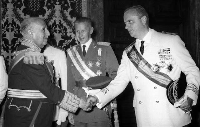 El PP honra a Manuel Fraga exministro de Franco y fundador del partido