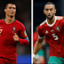 Portugal vs Morocco match build-up #WorldCup
