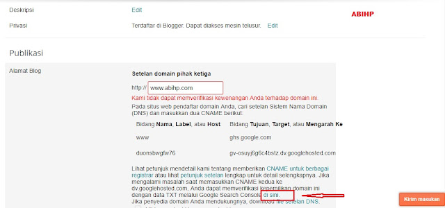 Upload file txt dengan blogger.