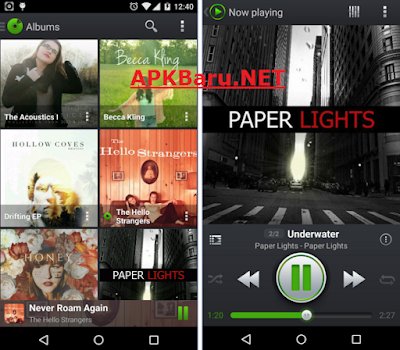 PlayerPro Music Player V3.6 Apk Terbaru