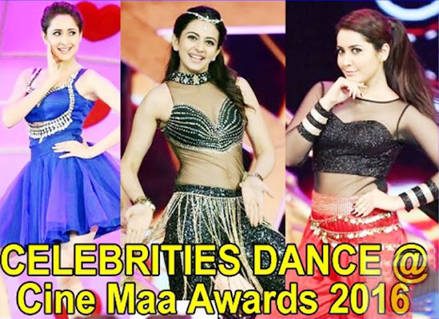 Tollywood Celebrities Stunning Dance Performances