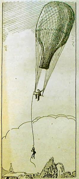 Urbatorivm los primeros globos aerost ticos que - Viaje en globo valencia ...