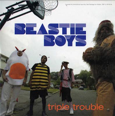 Beastie Boys – Triple Trouble (2004) (Promo CDS) (FLAC + 320 kbps)