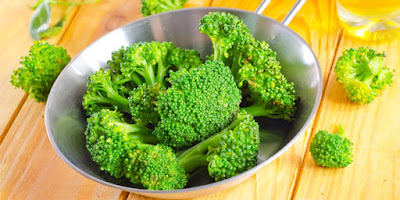 Khasiat Brokoli Untuk Mengatasi Berat Badan Berlebih
