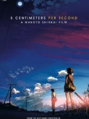 5 Centimeters Per Second - 5 Centimeters Per Second 2007