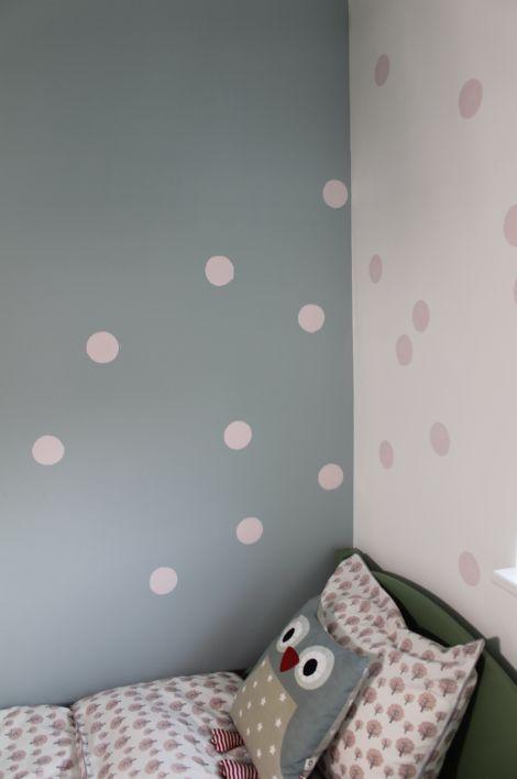 Arredamento e dintorni semplici decorazioni a parete per la camera dei bambini - Decorazioni parete bambini ...