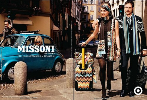 Missoni Fashion Frenzy at Target