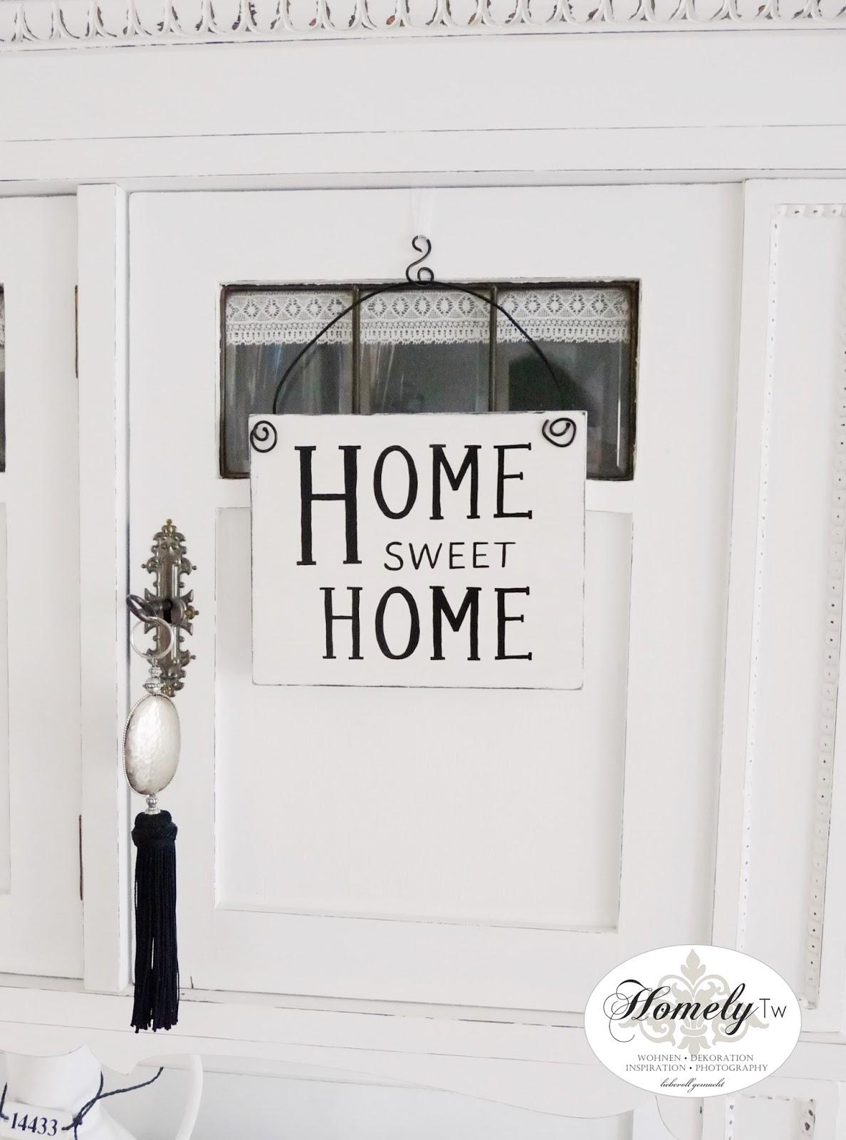 homely tw neue schilder im shop. Black Bedroom Furniture Sets. Home Design Ideas