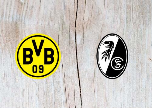 Borussia Dortmund vs Freiburg Full Match & Highlights 01 December 2018