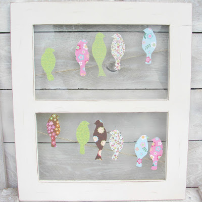 recycled window project